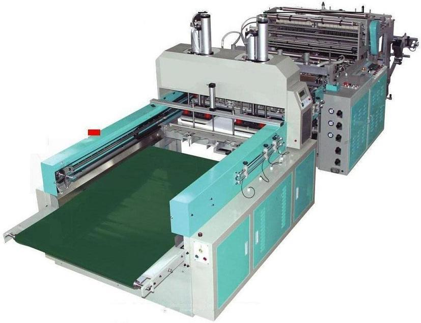 Automatic T- shirt Bag Making Machine